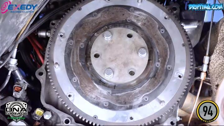 RX7 FD3S Clutch Install - EXEDY Racing Hyper Multi Series - ZM022SD  (Teaser Clip) - Project by @94seven_media / Clutch by @exedyusa / Install by @officialdnagarage / Video by @driftingcom Music by @geographermusic
