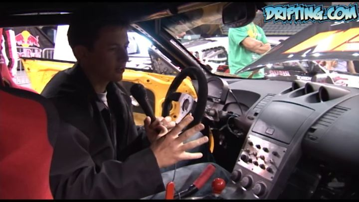 Tanner Foust - Formula D Team Drift at 2006 Long Beach Grand Prix @tannerfoust