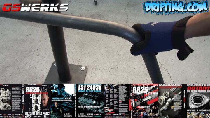 240SX Roll Cage - Quick Tip