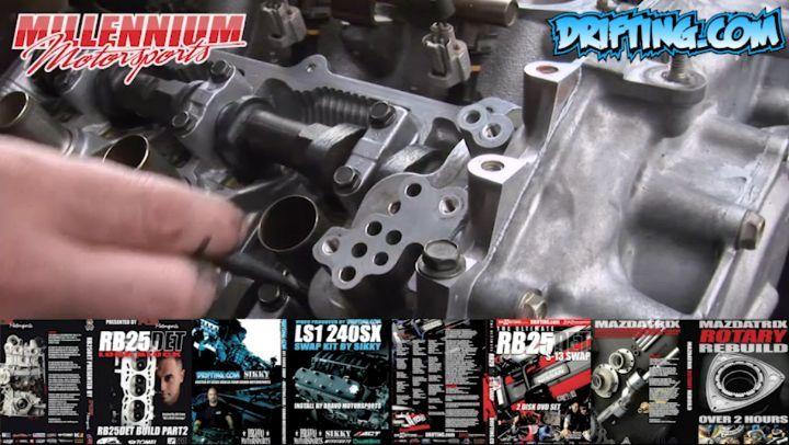 350Z Engine Rebuild - Quick Tip @millennium_motorsports