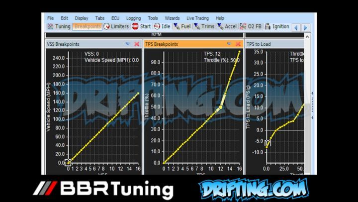 AEM Engine Tuning - Breakpoints - Short Clip 2 @bbrtuning