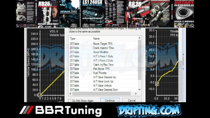 AEM Engine Tuning - Breakpoints - Short Clip 4 @bbrtuning