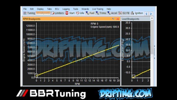 AEM Engine Tuning - Breakpoints - Short Clip @bbrtuning