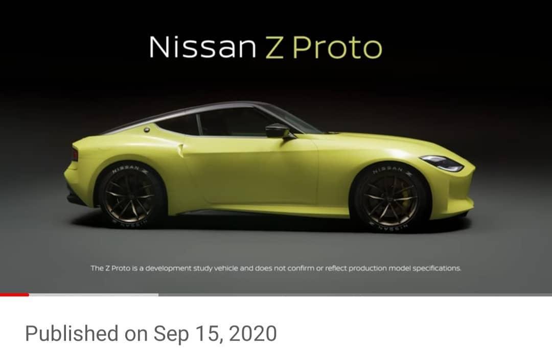 Nissan Z Proto Unveiling