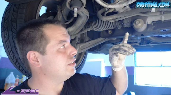When to Replace a 350Z / G35 Power Steering Rack? @lspecauto