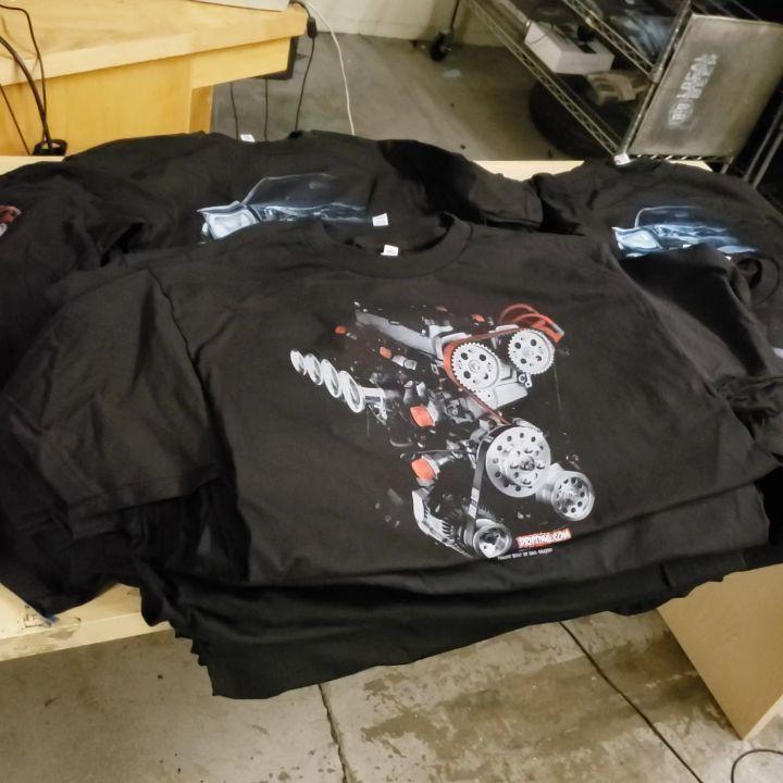 4AG / AE86 Shirts by @driftingcom