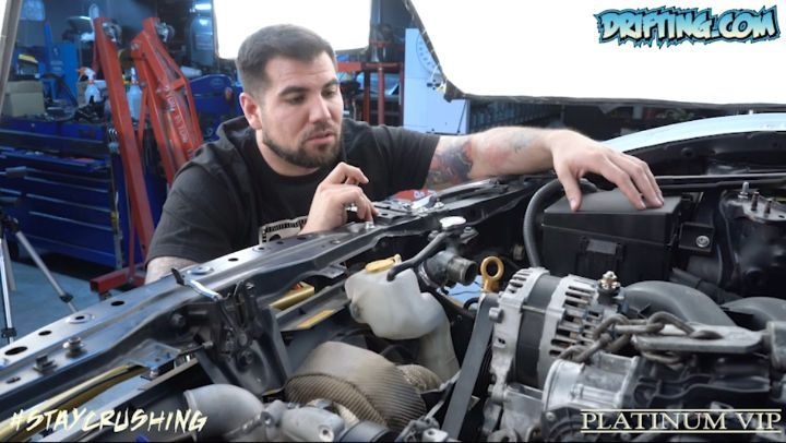 FA20 Issues - Robert from Stay Crushing Talks about his FRS Engine Rebuild in 2018 (Part 9) @staycrushing