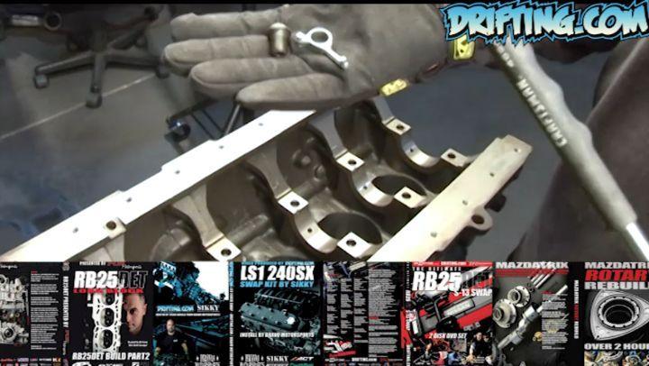 RB25DET Engine Rebuild Video - Hosted by Ali  @katethejeep , Video by @driftingcom Music by Dan Henig