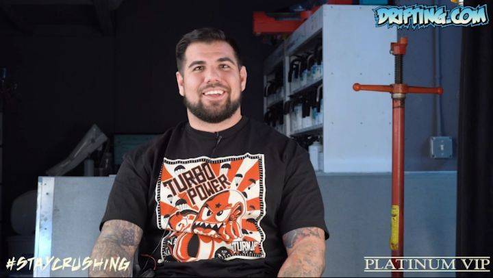 Start with Rocket Bunny - Robert from Stay Crushing - Short Video (Part 10) @staycrushing