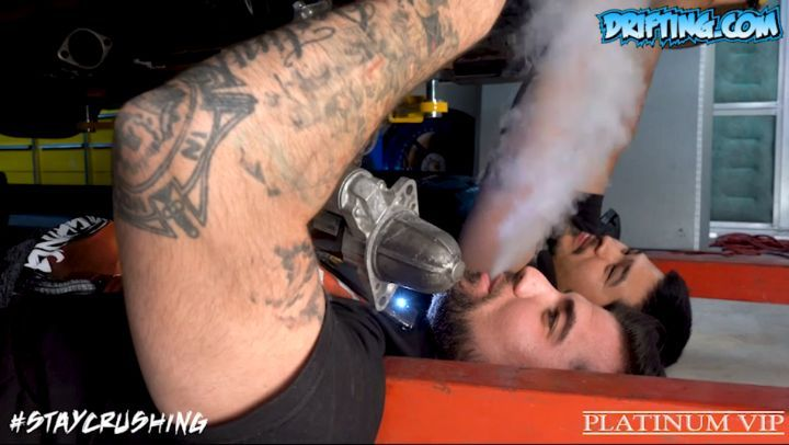 Stay Crushing Vape Master Talks about his FRS Engine Rebuild in 2018 @staycrushing