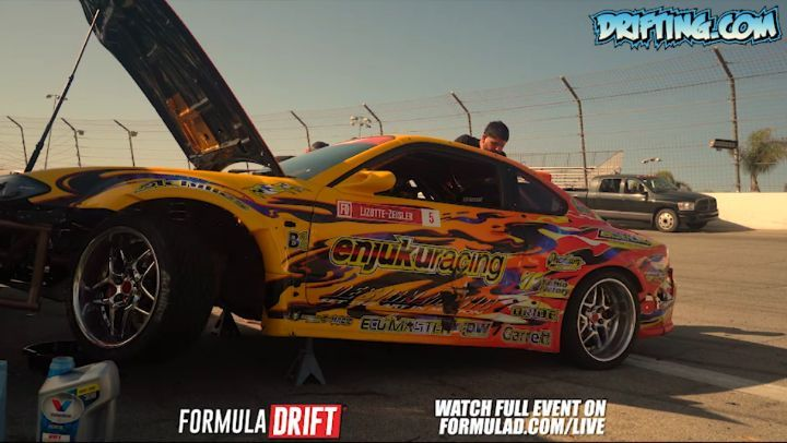 @adam_lz at Formula Drift Irwindale,  Getting Back on the Track !