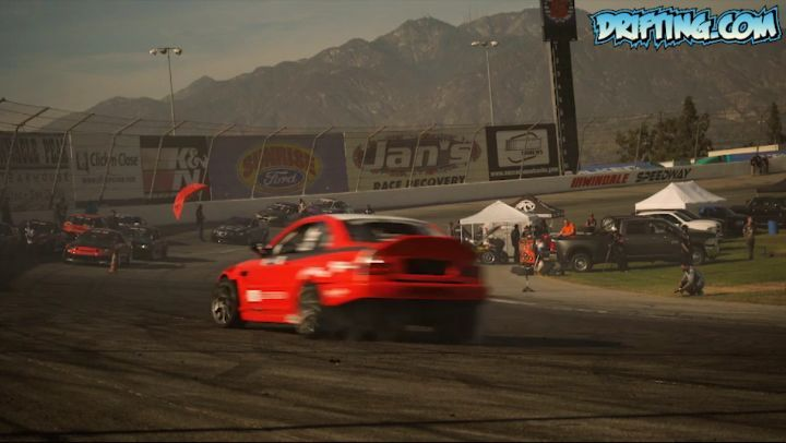 Hide quoted text  Warming Up Tires, 2020 Formula Drift Irwindale Pro 2