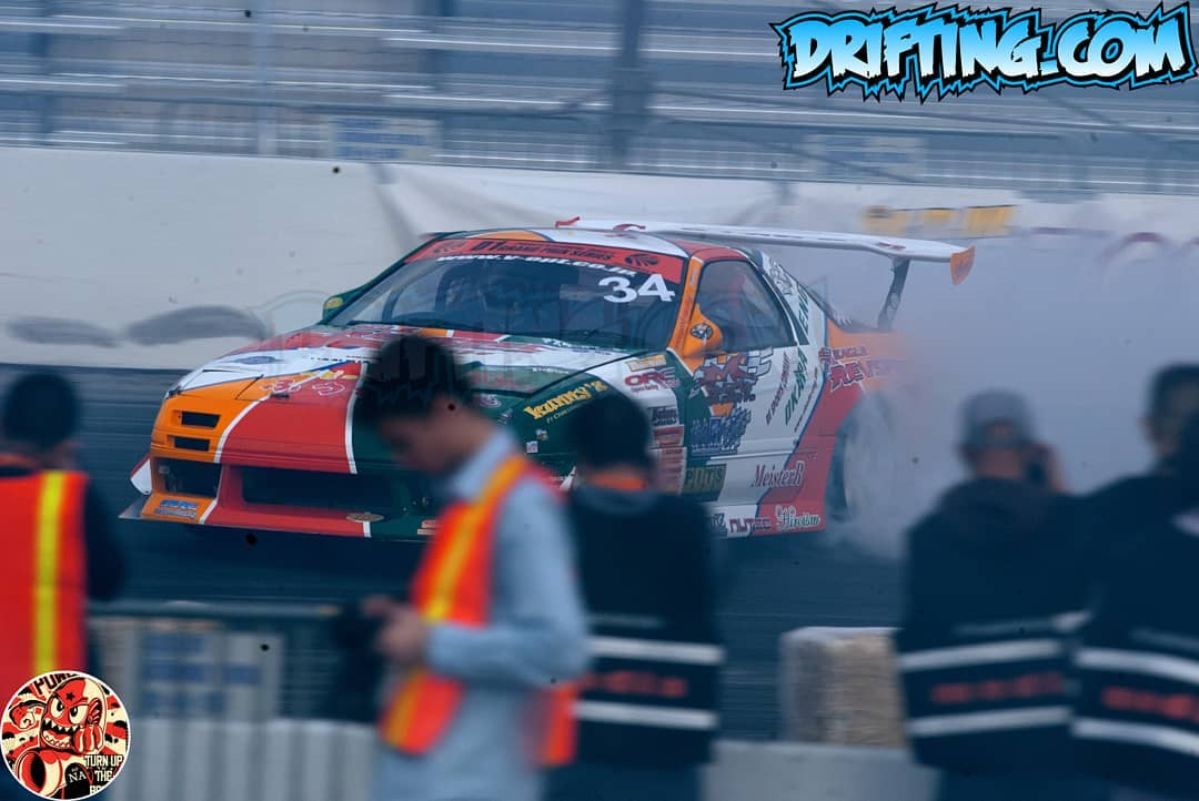 D1 Grand Prix USA - Irwindale Speedway - February 26th 2005 - Photo by Alex