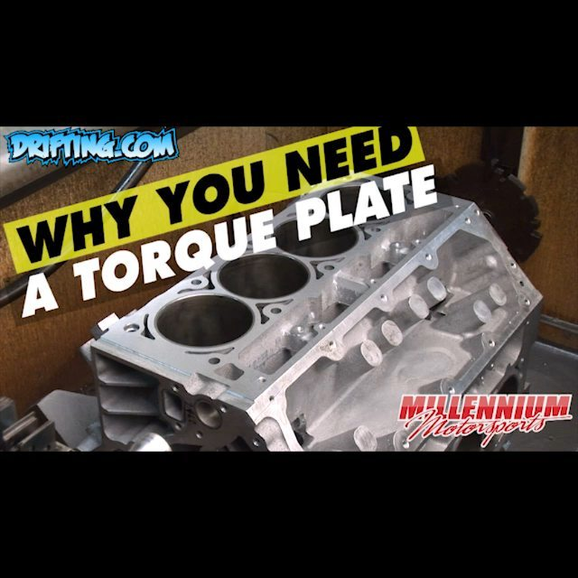 Why You Need a Torque Plate for an Engine Rebuild @millennium_motorsports