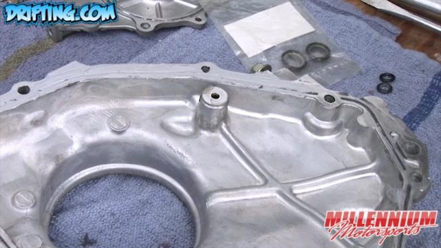 Can You Put a Timing Cover on Too Soon after Applying Silicone?