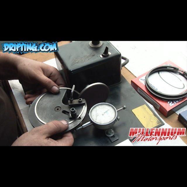 Electric Piston Ring Filer, Better than a Manual Filer?