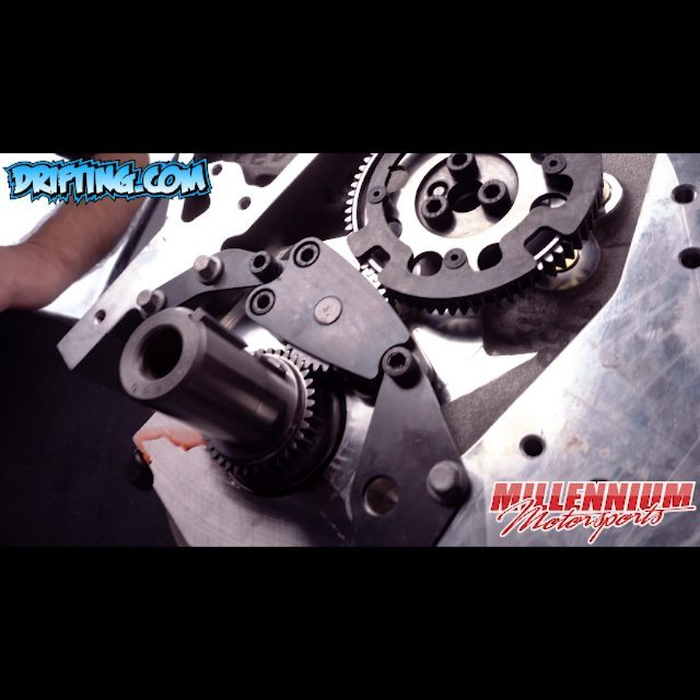 Gear Drive VS Timing Chain