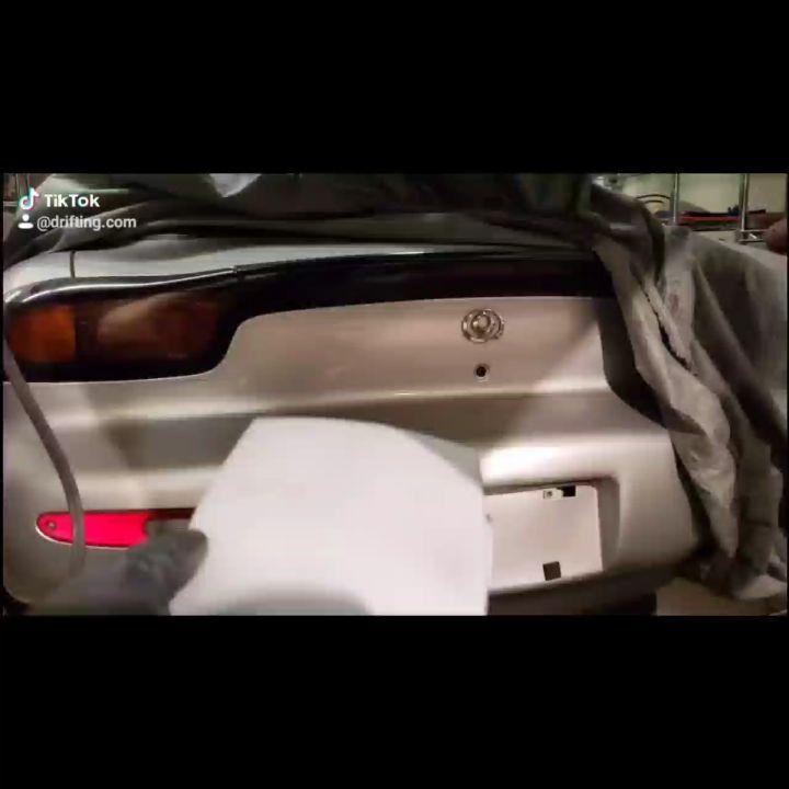 Mold and Cast RX7 Car Interior Parts