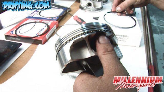 Piston Ring Installation Mistake, Do Not...