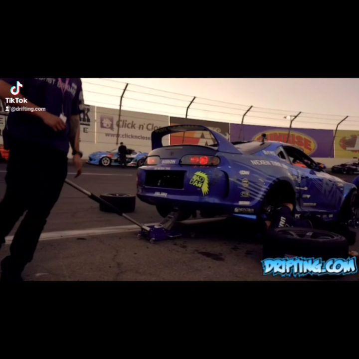 Trackside at Formula Drift Irwindale
