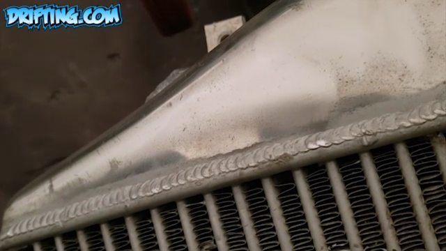 Aluminum Intercooler Metal Polishing is Fun! Music by MK2