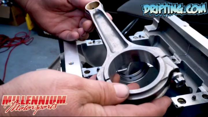 Why Callies Ultra Billet Connecting Rods are Being Used in the Engine Rebuild