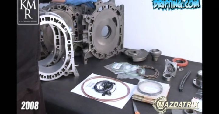 RX7 Rotary Engine Rebuild with Kyle Mohan