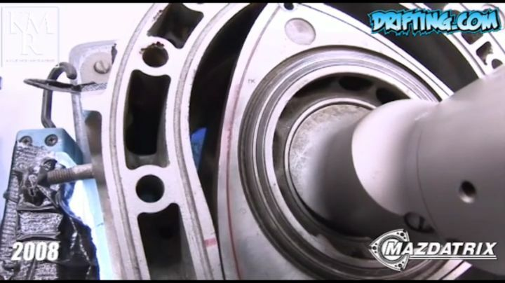 Rotary Engine Explained by Kyle Mohan
