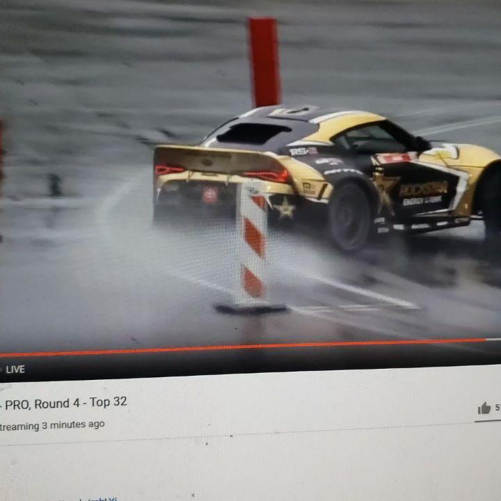 Formula Drift 2021 Round 4 Top 32