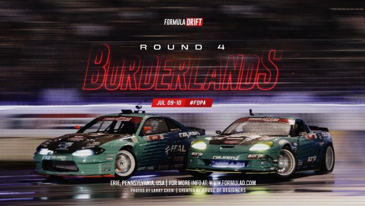 Formula Drift July 9-10th 2021