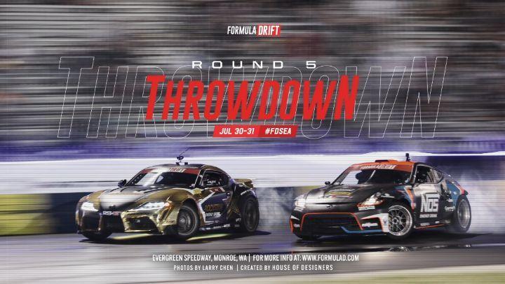 Formula Drift Round 5 July 30 -31 2021
